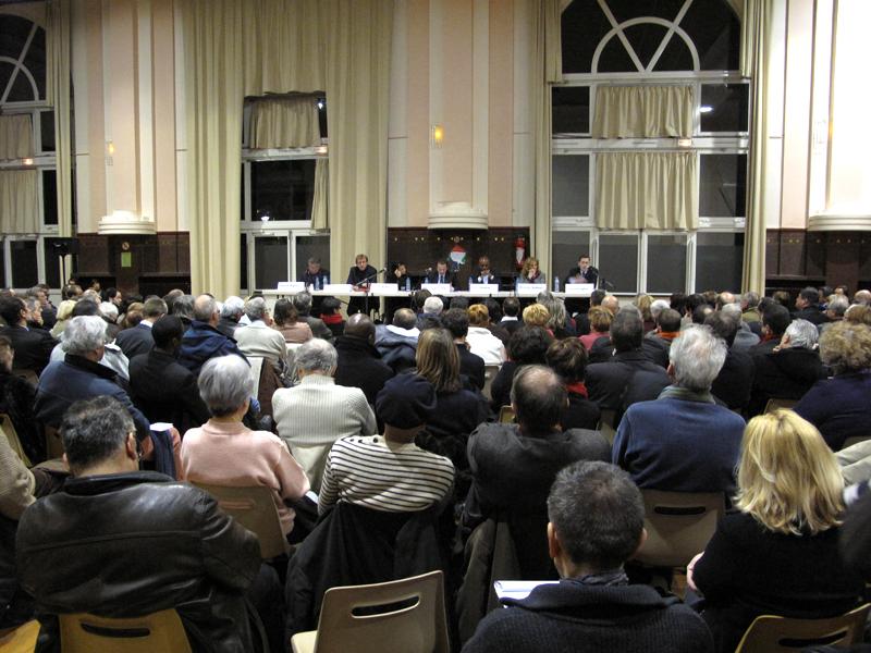 Débat Régionales Forum Politique Nogentais 9 mars